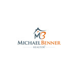 Michael Benner, Real Estate Broker Logo - Entry #105