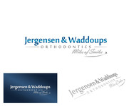 Jergensen and Waddoups Orthodontics Logo - Entry #28