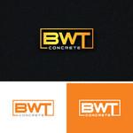 BWT Concrete Logo - Entry #122