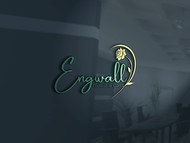 Engwall Florist & Gifts Logo - Entry #162