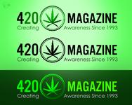 420 Magazine Logo Contest - Entry #3