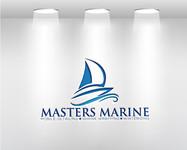 Masters Marine Logo - Entry #285