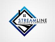 STREAMLINE building & carpentry Logo - Entry #81