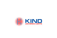 Kind LED Grow Lights Logo - Entry #90