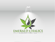 Emerald Chalice Consulting LLC Logo - Entry #189