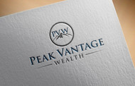 Peak Vantage Wealth Logo - Entry #140