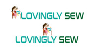 Lovingly Sew Logo - Entry #92