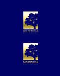 Golden Oak Wealth Management Logo - Entry #83