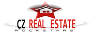 CZ Real Estate Rockstars Logo - Entry #37