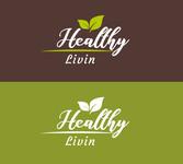 Healthy Livin Logo - Entry #237