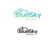 Blue Sky Life Plans Logo - Entry #336