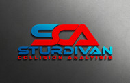 Sturdivan Collision Analyisis.  SCA Logo - Entry #20