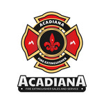 Acadiana Fire Extinguisher Sales and Service Logo - Entry #169