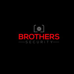 Brothers Security Logo - Entry #24
