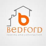 Bedford Roofing and Construction Logo - Entry #112