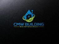 CMW Building Maintenance Logo - Entry #58
