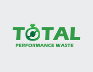 Total Performance Waste Logo - Entry #59