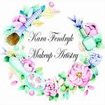 Kara Fendryk Makeup Artistry Logo - Entry #173