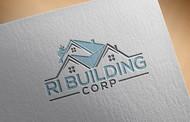 RI Building Corp Logo - Entry #398