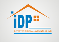 IVESTER DRYWALL & PAINTING, INC. Logo - Entry #49