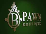 Either Midtown Pawn Boutique or just Pawn Boutique Logo - Entry #37