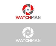 Watchman Surveillance Logo - Entry #104