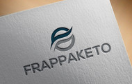Frappaketo or frappaKeto or frappaketo uppercase or lowercase variations Logo - Entry #69