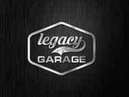 LEGACY GARAGE Logo - Entry #91