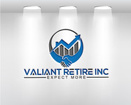 Valiant Retire Inc. Logo - Entry #301