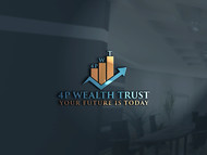 4P Wealth Trust Logo - Entry #167