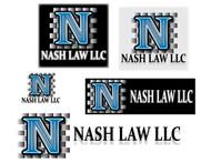 Nash Law LLC Logo - Entry #123
