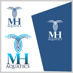 MH Aquatics Logo - Entry #133