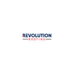 Revolution Roofing Logo - Entry #260