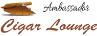 Ambassador Cigar Lounge Logo - Entry #9