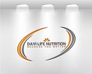 Davi Life Nutrition Logo - Entry #501