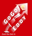 GoGo Eddy Logo - Entry #135