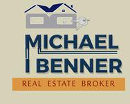 Michael Benner, Real Estate Broker Logo - Entry #112