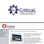 Critical Frequency Logo - Entry #55