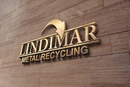 Lindimar Metal Recycling Logo - Entry #415