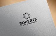 Roberts Wealth Management Logo - Entry #275