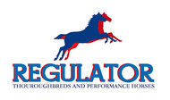 Regulator Thouroughbreds and Performance Horses  Logo - Entry #60