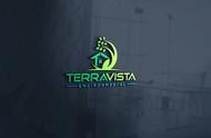 TerraVista Construction & Environmental Logo - Entry #80