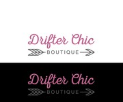 Drifter Chic Boutique Logo - Entry #212