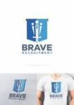 Brave recruitment Logo - Entry #62