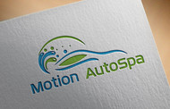 Motion AutoSpa Logo - Entry #167