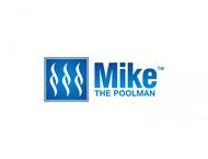 Mike the Poolman  Logo - Entry #76