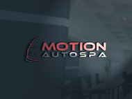Motion AutoSpa Logo - Entry #125
