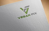 Vegan Fix Logo - Entry #174