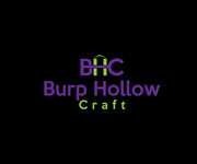 Burp Hollow Craft  Logo - Entry #78