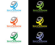 Succession Financial Logo - Entry #324